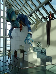 Pink_Floyd_The_Wall_Exhibit_-_Rock_&_Roll_Hall_of_Fame_and_Museum,_Cleveland_(by_Adam_Jones)
